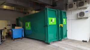 Compactors Manufacturing - Green compactor