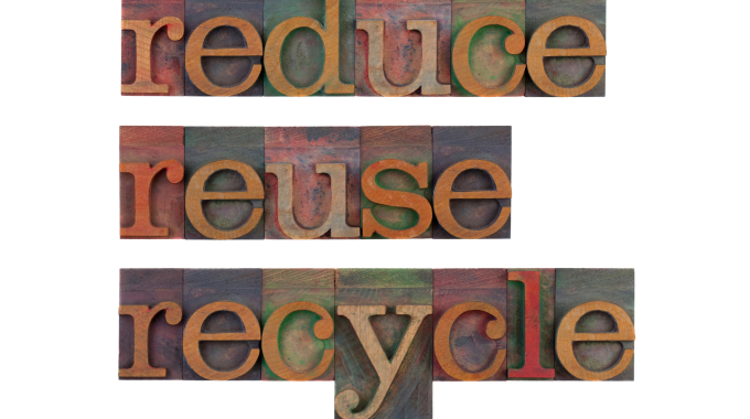 reduce office waste