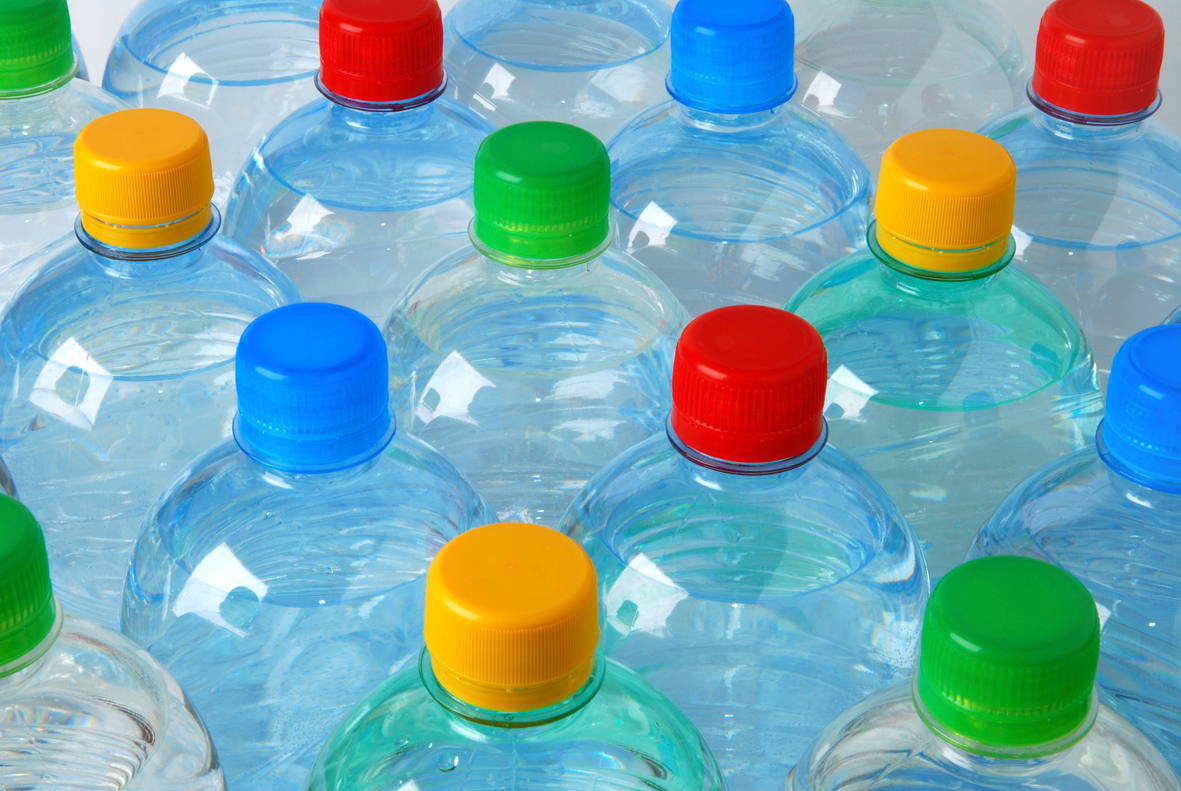 Recycling Plastic Bottles And Containers