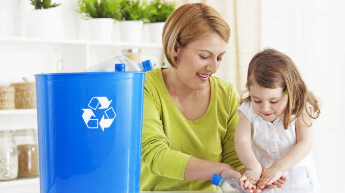 Make recycling easy at home – 5 simple tips