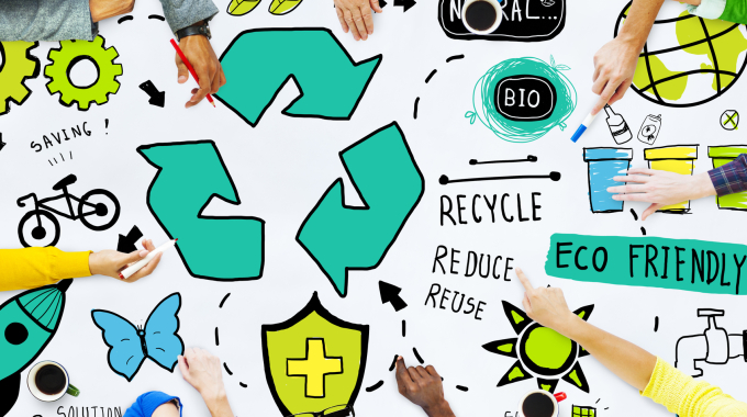 Recycling Week ideas for the workplace