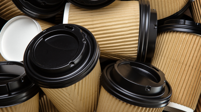 Coffee Cup recycling trial