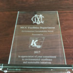 MCC sustainability award