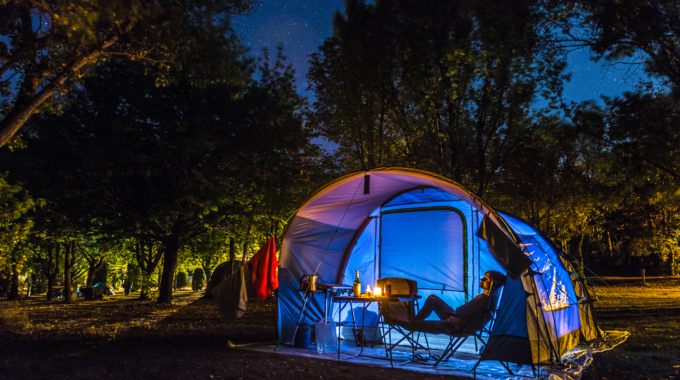 6 tips for an environmentally friendly camping trip