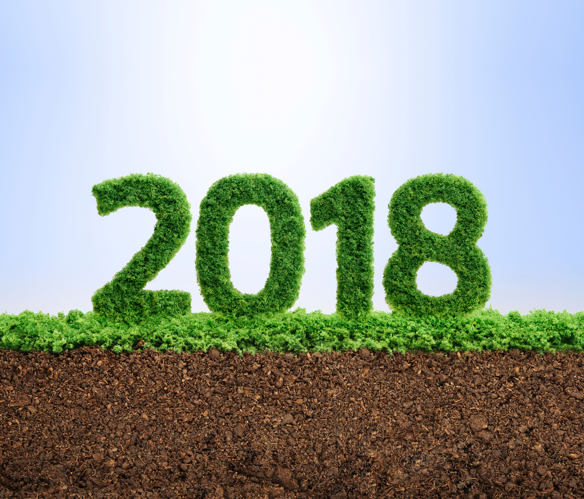 Green Resolutions 2018