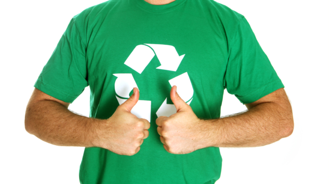 MCG recycles more than 80 percent!
