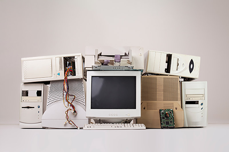 Be Prepared – Victorian E-waste Ban From 1st July 2019